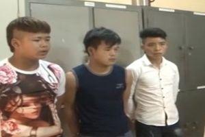Phú Thọ: Nhóm thanh niên dùng gậy tre chặn đường cướp tài sản