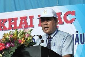 Chủ tịch UBND huyện Châu Thành bị kỷ luật