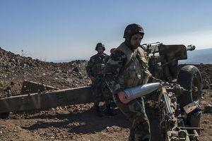 Chiến sự Syria: Quân chính phủ chặn tuyến đường hậu cần của IS tại Sweida