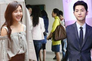 Nghi từng hẹn hò, báo Hàn 'đào mồ' ảnh cũ của 'em gái quốc dân' Moon Geun Young và Song Joong Ki