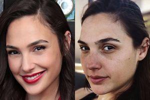 Dàn mỹ nhân nổi tiếng tự tin khoe mặt mộc xinh đẹp tự nhiên