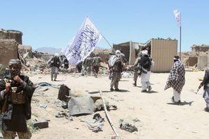 Taliban tấn công trụ sở cảnh sát và tòa nhà Chính phủ ở Afghanistan