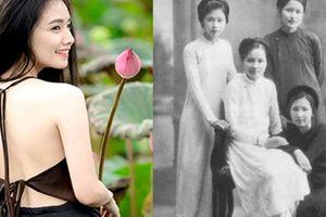 Vẻ đẹp tao nhã của con gái Hà Thành khiến bao thế hệ say đắm