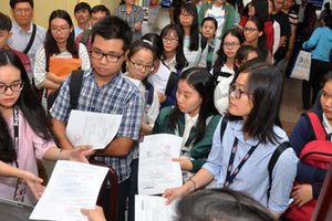 Nhiều trường ĐH tuyển bổ sung hàng trăm chỉ tiêu