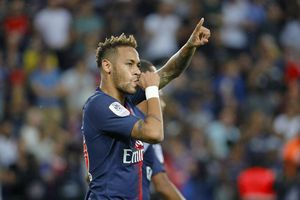 Neymar ghi bàn giúp PSG đại thắng
