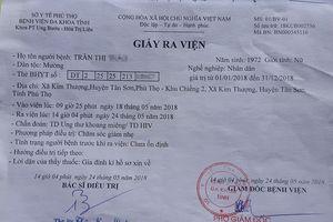 Thông tin mới nhất về vụ việc cả làng lo nhiễm HIV