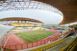 ASIAD 2018: Sân Wibawa Mukti sẵn sàng cho trận đấu giữa Việt Nam - Pakistan