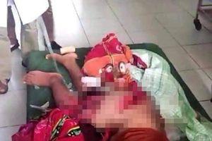 Thái Bình: Tai nạn thương tâm khi mẹ cứu con bị rơi xuống biển