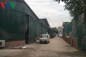 Bãi đỗ xe biến thành nhà xưởng cho thuê, Hà Nội xử lý thế nào?