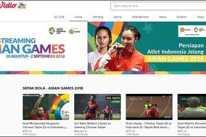 Không cần mua bản quyền, CĐV vẫn có thể xem miễn phí Olympic Việt Nam