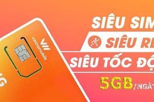 Trải nghiệm SIÊU SIM Vietnamobile 4G: Data đến 5GB/ngày, dùng sao hết!