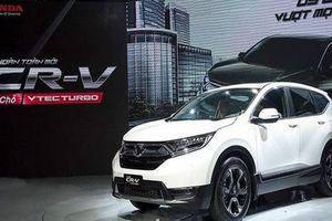 Tại sao trang bị Honda Sensing trên CR-V mới bị cắt bỏ?