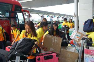 ASIAD 2018: Sau đội Olympic nam, đến tuyển bóng đá nữ Việt Nam gặp sự cố