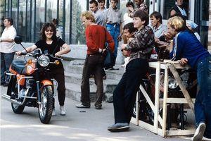 Thú chơi xe máy tại Nga xưa và nay