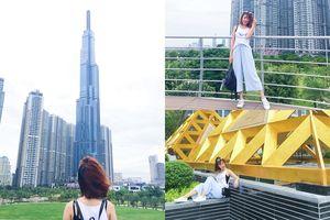 Theo chân cô gái trẻ khám phá trọn vẹn Landmark 81 - tòa nhà cao nhất Việt Nam và Đông Nam Á