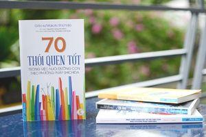 Cuốn sách về 70 Thói Quen Tốt trong việc nuôi dưỡng con theo phương pháp Shichida