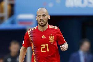 David Silva bất ngờ tuyên bố giã từ đội tuyển quốc gia Tây Ban Nha