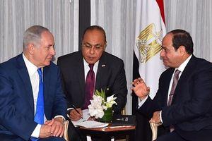 Lãnh đạo Israel, Ai Cập bí mật gặp gỡ để thảo luận về tình hình Gaza
