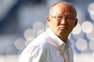 Sai lầm ASIAD: HLV Park Hang Seo bị gạch tên ở Olympic Việt Nam, đẩy sang Olympic Hàn Quốc