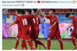 Báo nước ngoài: Việt Nam đã có chiến thắng khá thoải mái trước Pakistan