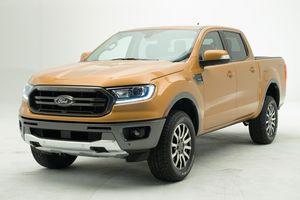 Ford bắt đầu bán Ranger 2019, giá khởi điểm hơn 25.000 USD