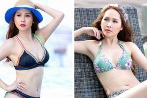 'Gái nhảy' Minh Thư khoe đường cong hút mắt với ảnh bikini gợi cảm