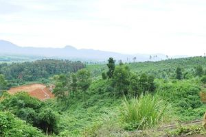 Quảng Nam: Thực hư nguy cơ vỡ đập do khai thác đất đá