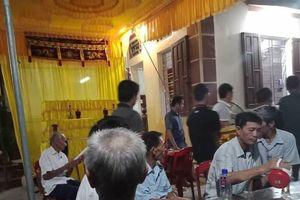 Thái Bình: Lời nói lạnh lùng với vợ của nghi phạm sát hại chị dâu