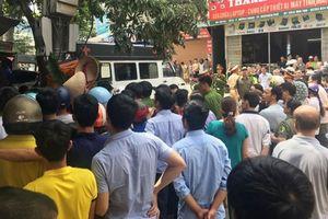 Vụ xả súng ở Điện Biên: Công an khám xét nhà người thân nghi phạm