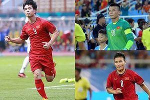Đội hình 'không Xuân Trường' của Olympic Việt Nam trước Olympic Nepal