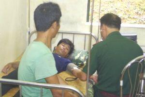 Quảng Ninh: Cứu nạn kịp thời 3 thuyền viên trên vùng biển Vân Đồn