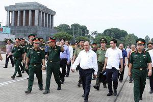 Lăng Chủ tịch Hồ Chí Minh mở cửa đón đồng bào từ ngày 16/8
