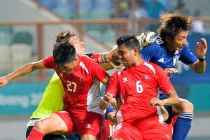 Thống kê tệ hại của Olympic Nepal trước trận gặp Việt Nam