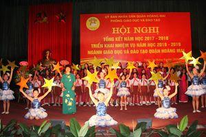 Hoàng Mai đứng thứ 2/30 quận, huyện về kết quả học sinh vào lớp 10