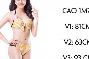 Mỹ nữ dân tộc Tày tại Hoa hậu Việt Nam: 'Chân dài yêu đại gia là thường'