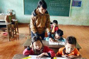 Tăng cường tiếng Việt cho học sinh đồng bào dân tộc thiểu số