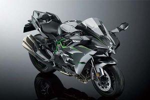 Kawasaki Ninja H2 2019 là siêu môtô mạnh nhất thế giới