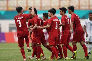 Tuyển Olympic Việt Nam ASIAD 2018: Dàn hợp xướng của niềm tin