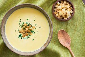 Bật mí công thức súp ngô ngọt thanh tự nhiên