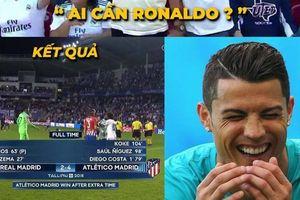 Ronaldo cười nhạo Real, fan phong trào buồn vì Anh Đức ghi bàn cho Olympic VN