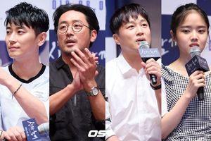 Ngạc nhiên khi Cha Tae Hyun của phần 1 bất ngờ xuất hiện tại sự kiện cùng diễn viên 'Thử thách thần chết 2'