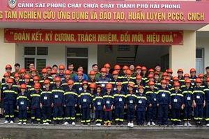 Tiềm ẩn nguy cơ cháy nổ trong các trường học ở Hải Phòng