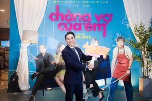 Hứa Vĩ Văn, Charlie Nguyễn, Thái Hòa bảnh bao ra mắt 'Chàng vợ của em'