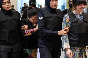 Đoàn Thị Hương cười rạng rỡ trong ngày nghe tuyên án về vụ giết người