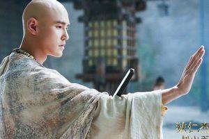Hết làm Hoàng đế, Nguyễn Kinh Thiên sang làm hòa thượng trong 'Địch Nhân Kiệt 3'