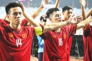 Đội nhà gây thất vọng, fan Thái Lan ghen tị với Olympic Việt Nam
