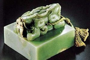Ngọc tỷ truyền quốc của Tần Thủy Hoàng: Con dấu nổi tiếng bậc nhất lịch sử Trung Hoa