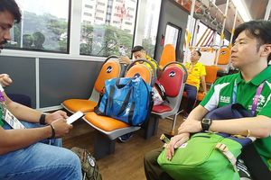 ASIAD 2018: Lực sĩ Thạch Kim Tuấn bất ngờ bị kiểm tra doping