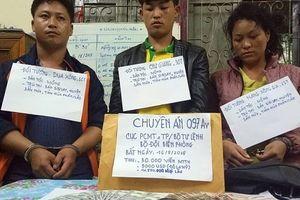 Triệt phá đường dây mua bán, vận chuyển ma túy từ Lào vào Việt Nam