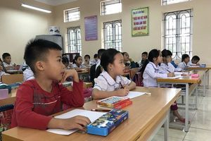 Hà Nội: Áp lực sĩ số lớp 1 vì quá tải 'rồng vàng'